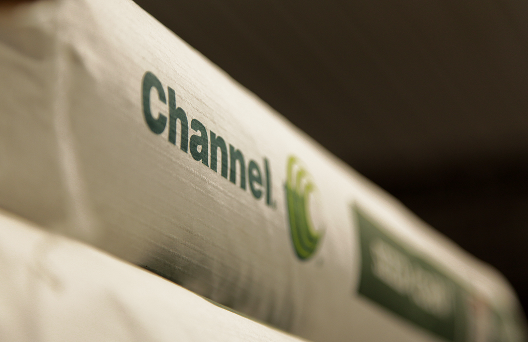 Channel Seed Product Bag