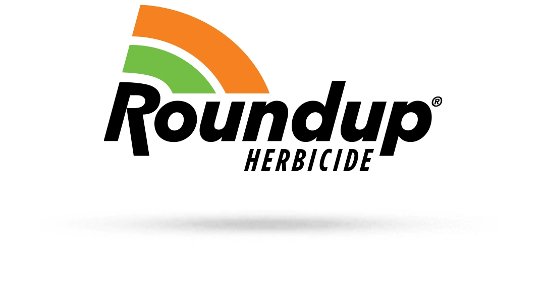 Official Roundup Herbicide logo for Channel Website