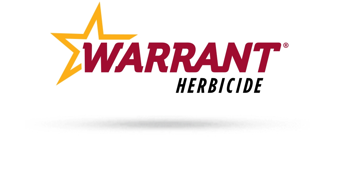 Official Warrant Herbicide logo for Channel Website