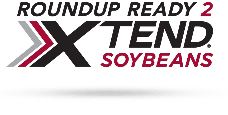 Official Roundup Ready 2 Xtend Soybeans logo for Channel Website