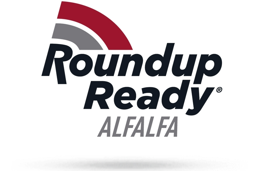 Official Roundup Ready Alfalfa logo for Channel Website